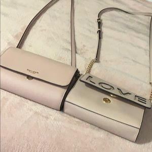 Kate Spade And Michael Kors Cross Body Bags